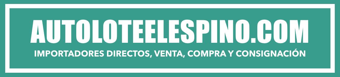 Autolote El Espino